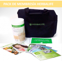 Pack Membresía Herbalife - Para Beneficios Exclusivos!