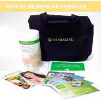Pack Membresía Herbalife - Para Beneficios Exclusivos!